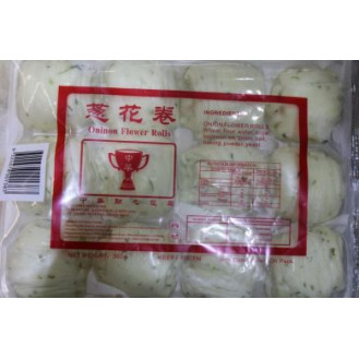 Onion Flour Rolls