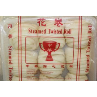 Steamed Twisted Roll