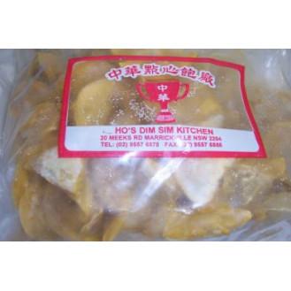 Golden Mushroom Dumpling